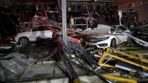 Mindestens fünf Tote nach Tornado-Serie in Texas