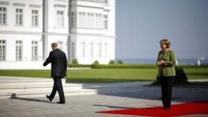 Merkel: Russland muss vorerst draußen bleiben