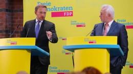 Die von der FDP sind Spalter