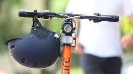 Städte richten Verbotszonen für E-Scooter ein