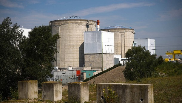Atomausstieg auf Französisch
