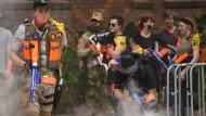 Zombie-Apokalypse auf australischem Uni-Campus