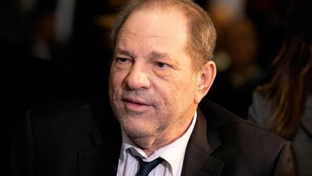 Harvey Weinstein legt Berufung gegen seine Verurteilung ein