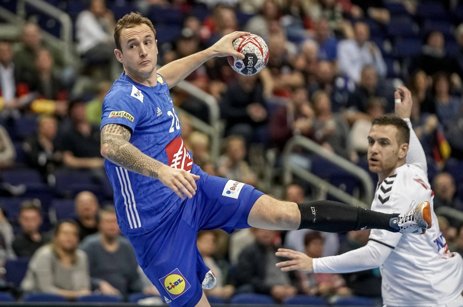 Frankreich Handball Wm