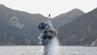 Nachbarländer kritisieren nordkoreanischen Raketentest