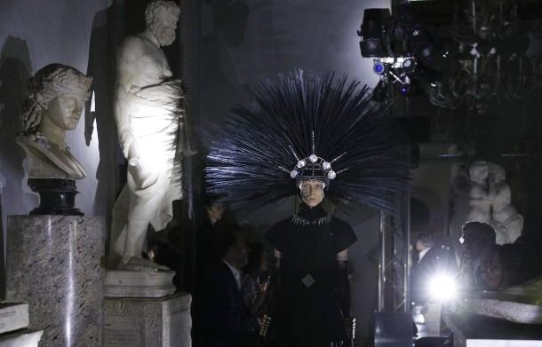 Bilderstrecke zu: Modenschau in Rom: Neue Gucci-Kollektion