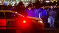 Letzte Ehre für die getöteten Polizisten