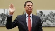 FBI-Chef und Republikaner: James Comey