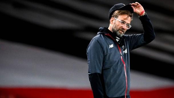 Liverpool verpasst den Punkterekord