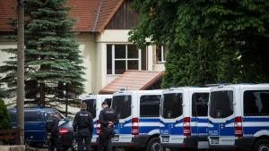 Auto von Linke-Politiker in Freital explodiert