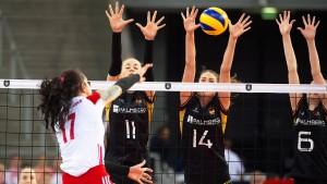 Deutsches Team scheitert knapp