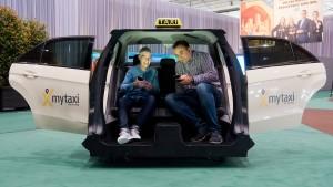 Mytaxi hatte 2018 in Europa 40 Millionen Fahrten