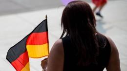 Deutschland bei Einwanderern so beliebt wie die Vereinigten Staaten