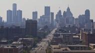 Detroit schnappt nach Luft