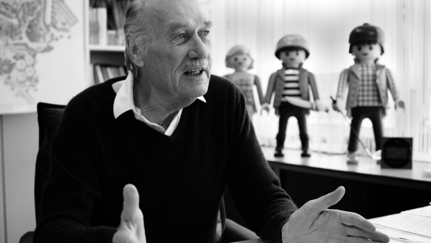 Playmobil-Vater Brandstätter gestorben