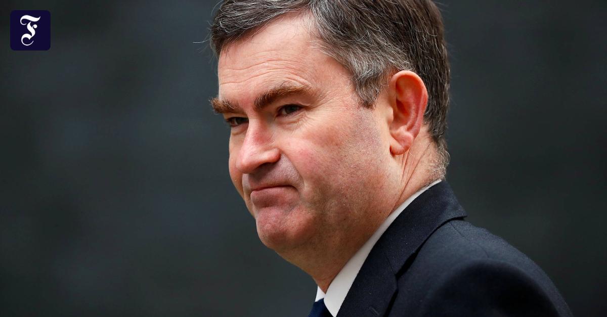 Wegen Johnson: Britischer Justizminister will zurücktreten