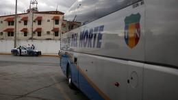 22 Menschen aus Bus entführt?