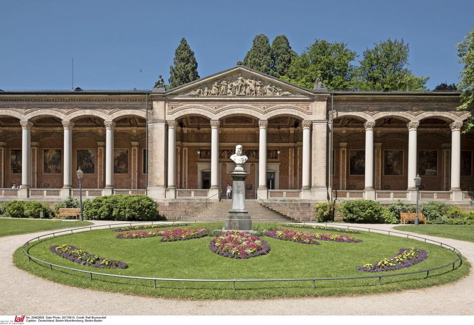 Große Welt am Rand des Schwarzwalds: Baden-Baden ist bis heute ein Epizentrum des Mondänen.