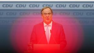 Gesucht: Ein Retter der CDU