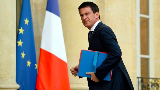 Französische Regierung gegen Internierungslager für Islamisten