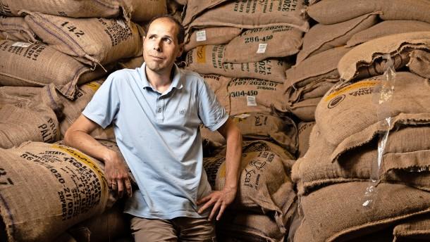 Vom Arzt zur Kaffee-Koryphäe