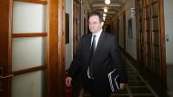Richter urteilen über früheren griechischen Finanzminister