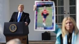 Donald Trump geht aufs Ganze