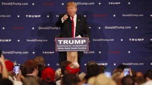 Terrormiliz wirbt mit Äußerungen Donald Trumps
