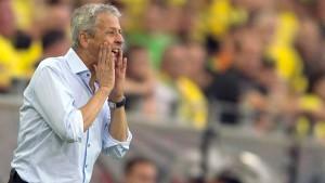 Lucien Favre erhält keine Freigabe für BVB