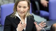 Familienministerin Kristina Schröder glaubt, dass es nächstes Jahr genügend Kita-Plätze geben wird.
