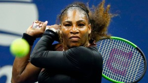 Serena Williams wirft letzte Top-Ten-Spielerin raus