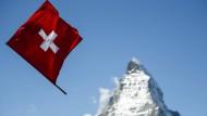 Greift die Schweizer Nationalbank heimlich ein?