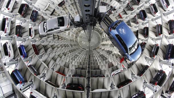 Datenleck enthüllt Geschäftsgeheimnisse von Autobauern
