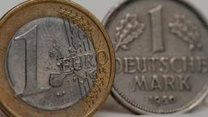 Mit links raus aus dem Euro