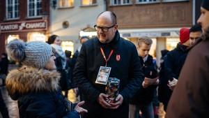 Bürgermeister von Danzig schwebt nach Attentat in Lebensgefahr