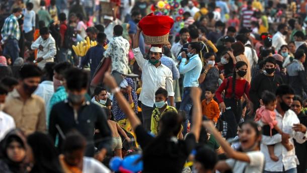 Hat Indien schon eine Herdenimmunität erreicht?