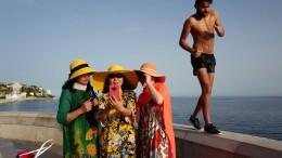Die scheinbare Freiheit des Touristen