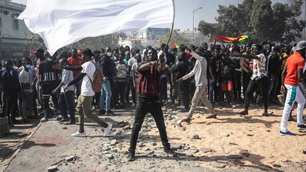 Die Wut auf die Staatsführung entlädt sich