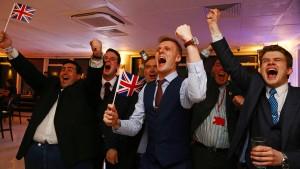 Briten, was ist aus euch geworden?