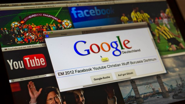 Gefährliche Internet-Monopole