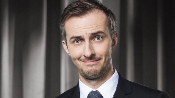 Böhmermann bleibt beim ZDF