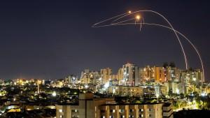 Im Hagel der Hamas-Raketen
