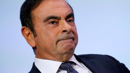 Renault sagt, Ghosn ist sauber