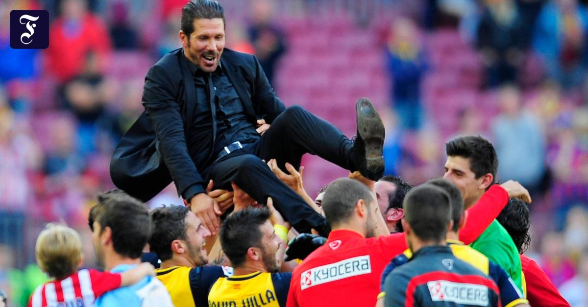 Primera Division Meister