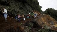 """Tropensturm """"Nate"""" verwüstet Teile Zentralamerikas"""