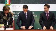 Enrique Peña Nieto will Homo-Ehe legalisieren