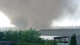 Der Tornado von Viersen