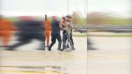 Polizeigewalt gegen Minderjährigen