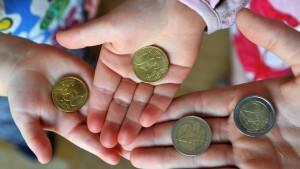 Kinderarmut in Deutschland rückläufig