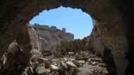 Syrische Armee startet Bodenoffensive auf Aleppo